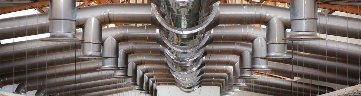 Impianto ventilazione meccanica